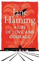 Cover for Jane Haining  by Mary Miller