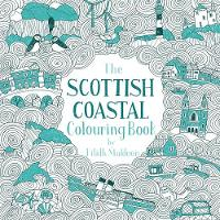Cover for The Scottish Coastal Colouring Book by Eilidh Muldoon