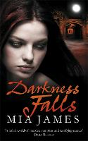 Cover for Darkness Falls by Mia James