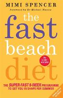 Cover for The Fast Beach Diet  by Mimi Spencer