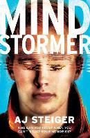 Cover for Mindstormer by A. J. Steiger