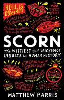 Cover for Scorn  by Matthew Parris