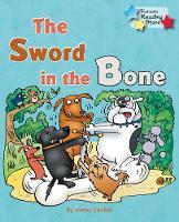 Cover for The Sword in the Bone by Jonny Zucker