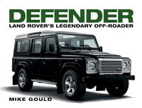 Cover for Land Rover Defender by Mike Gould