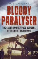 Cover for Bloody Paralyser  by Rob Langham