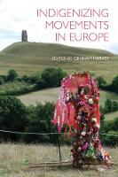 Cover for Indigenizing Movements in Europe by Graham Harvey