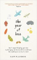 Cover for The Year of Less  by Cait Flanders