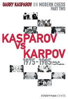 Cover for Garry Kasparov on Modern Chess  by Garry Kasparov