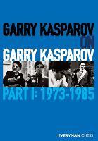 Cover for Garry Kasparov on Garry Kasparov  by Garry Kasparov