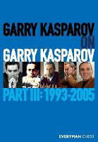 Cover for Garry Kasparov on Garry Kasparov  by Garry Kasparov