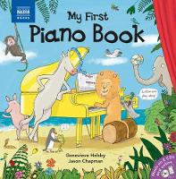 Cover for My First Piano Book by Genevieve Helsby
