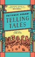 Cover for Telling Tales by Patience Agbabi