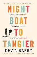 Cover for Night Boat to Tangier by Kevin Barry