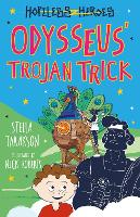 Cover for Odysseus' Trojan Trick by Stella Tarakson