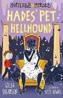 Cover for Hades' Pet Hellhound by Stella Tarakson