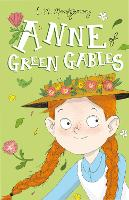 Cover for Anne of Green Gables by L. M. Montgomery, Elena Distefano