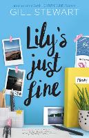 Cover for Lily's Just Fine by Gill Stewart