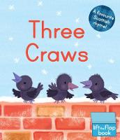 Cover for Three Craws  by Melanie Mitchell