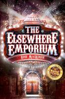 Cover for The Elsewhere Emporium by Ross MacKenzie