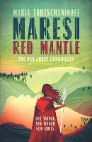 Cover for Maresi Red Mantle by Maria Turtschaninoff