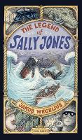 Cover for The Legend of Sally Jones by Jakob Wegelius