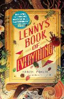 Cover for Lenny's Book of Everything by Karen Foxlee