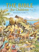 Cover for The Bible for Children by Val Biro