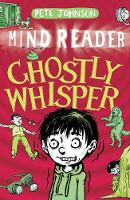 Cover for Ghostly Whisper by Pete Johnson, Patrick Knowles, Anthony Smith