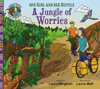 Cover for A Jungle of Worries by Laura Bingham