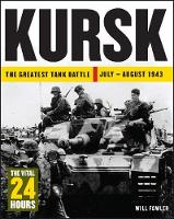 Cover for Kursk  by Will Fowler