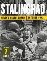 Cover for Stalingrad  by Will Fowler