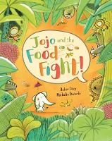 Cover for Jojo and the Food Fight by Didier Levy