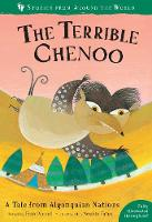 Cover for The Terrible Chenoo A Tale from the Algonquian Nations by Fran Parnell