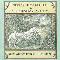 Cover for Higglety Pigglety Pop!  by Maurice Sendak