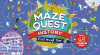 Cover for Maze Quest: History by Anna Brett