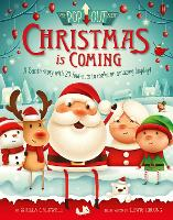 Cover for Christmas is Coming A letter from Santa to the Children of the World by Stella Caldwell