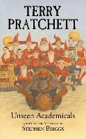 Cover for Unseen Academicals by Terry Pratchett, Stephen Briggs