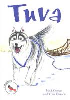 Cover for Tuva by Mick Gowar
