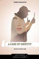 Cover for A Case of Identity by Stewart Ross