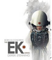 Cover for Born in Concrete  by Derek Stenning