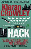 Cover for Hack (an F.X Shepherd Mystery) by Kieran Crowley