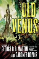 Cover for Old Venus by George R. R. Martin, Gardner Dozois