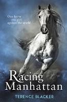 Cover for Racing Manhattan by Terence Blacker