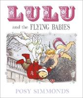 Cover for Lulu and the Flying Babies by Posy Simmonds