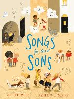Cover for Songs for our Sons by Ruth Doyle