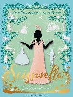 Cover for Scissorella The Paper Princess by Clare Helen Welsh