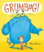 Cover for Grumbug by Adam Stower
