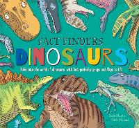 Cover for Fact Finders: Dinosaurs by Ruth Martin