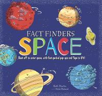 Cover for Fact Finders: Space by Ruth Martin