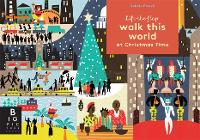 Cover for Walk this World at Christmas Time by Debbie Powell